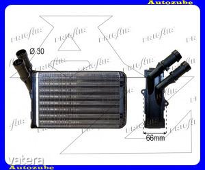 PEUGEOT  306  1  1993.03-1997.04  Fűtőradiátor  237x157x42    VALEO-rendszerhez