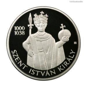 Szent István király 15000 Forint 2021 PP