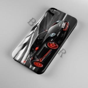 Porsche mintás Nokia 3310 (2017) tok hátlap tartó telefontok
