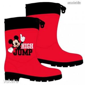 Disney Mickey gyerek gumicsizma 23-32