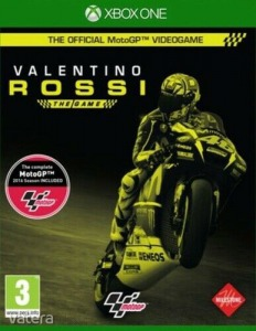 XBOX One Játék Valentino Rossi - The Game