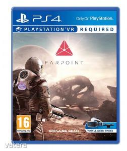 PS4  Játék Farpoint VR - 60343 - I