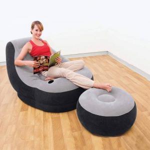 Felfújható fotel lábtartóval 5797dc2798