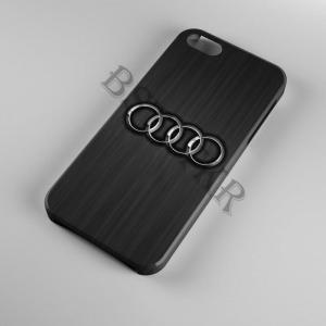 Audi mintás Samsung Galaxy J4+ J4 Plus tok hátlap tartó