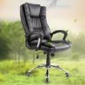 ERGONOMIC gazdagon kárpitozott irodai szék