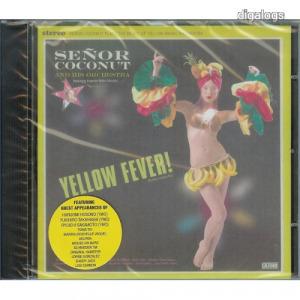 Senor Coconut Yellow Fever CD Új!