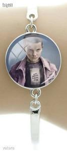 Fém Stranger Things karkötő Eleven