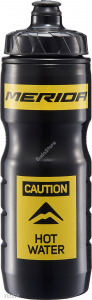 MERIDA Kulacs ME Thermo sárga/fekete 450 ml 2123003615