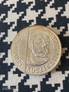 Ezüst 200 forint Csontváry 1977