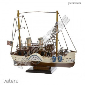 Fém modell, makett - Hajó