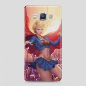 Superwoman mintás Samsung Galaxy A3 (2015) tok