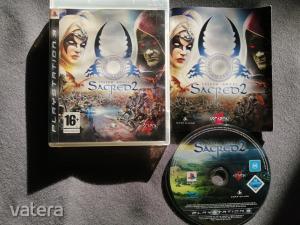 Sacred 2 Fallen Angel Playstation 3 Ps3 Eredeti Konzol Játék