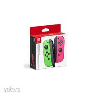 Vezeték Nélküli Gamepad Nintendo Joy-Con Zöld Rózsaszín