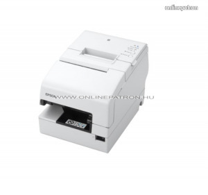 Epson TM-H6000V-203P1: Serial, White, PSU, EU	C31CG62203P1
