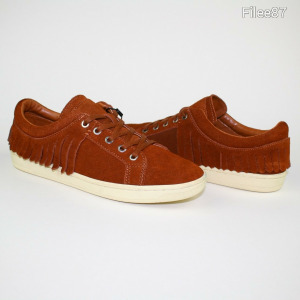 ZARA BASIC női bőr (velúr) cipő (37)
