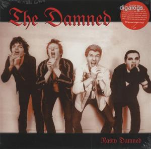 Damned Nasty Damned LP Új!