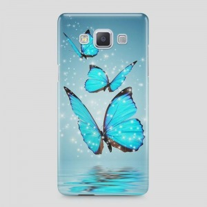 pillangós Samsung Galaxy A3 (2015) tok