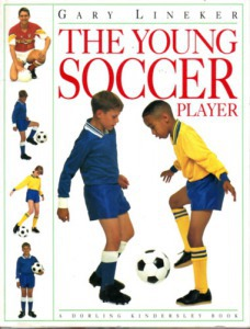 Gary Lineker: The young Soccer player