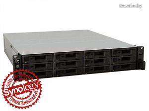 Synology NAS RS2421+ (12 HDD)