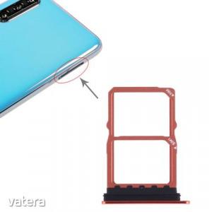 SIM és NM (nano) memóriakártya tartó Huawei P30, narancs
