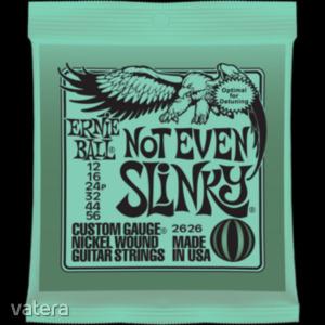 Ernie Ball - Nickel Wound Not Even Slinky 12-56 Elektromos Gitárhúr készlet