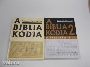Michael Drosnin: A Biblia kódja I-II. (*84)