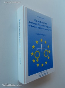 Christopher McCrudden: Equality in Law between Men and Women in the European Community (*88)