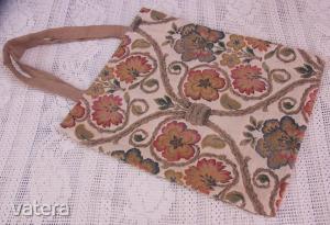 Textil táska  karantén design  bevásárló táska válltáska  , laptop szatyor