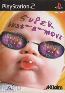 PS2  Játék Super bust - a- move