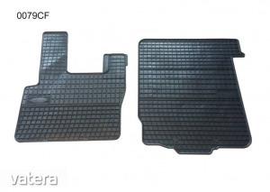 DAF CF 65 75 85 Frogum 0079CF fekete gumiszőnyeg szett