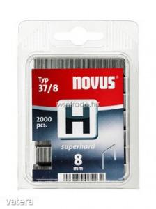 Novus tűzőkapcsok H 37 SH szuperkemény 8 mm 5000 db - Vatera.hu Kép