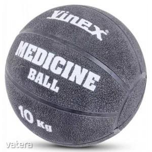 Medicinlabda, 10 kg VINEX POWER RUBBER - Vatera.hu Kép