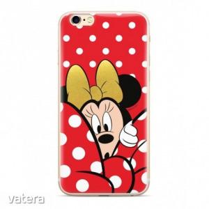 Disney szilikon tok - Minnie 015 Huawei P40 Pro piros (DPCMIN6439)
