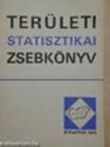 Területi statisztikai zsebkönyv 1972