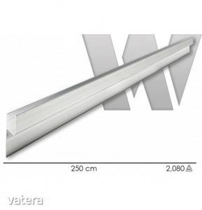 H Profil Kartecsni 2500mm Sola