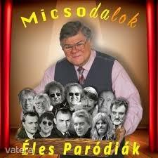 Éles István - Micsodalok - Éles paródiák CD