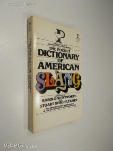 Harold Wentworth - Stuart Berg Flexner: The Pocket Dictionary of American Slang (*88) - 600 Ft Kép