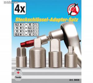 BGS-8808 Adapter készlet 4 részes