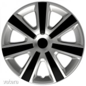 15 VR Silver & Black (KC) Dísztárcsa