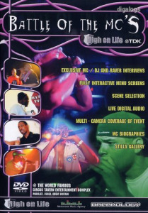 Battle Of The Mcs Dvd