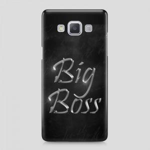 Big Boss Samsung Galaxy S6 Edge tok