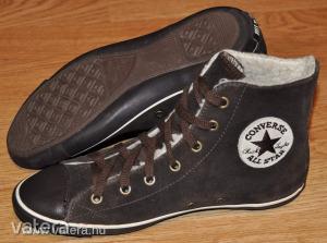 CONVERSE szőrmebéléses magasszárú női cipő 38