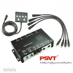 PSVT AE-CB 142 4-es Quad Control Box (PSVT-AECB142)
