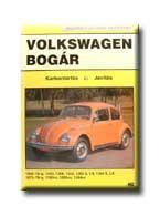 Volkswagen Javítási kézikönyv, vw 1200/1300 (bogár)