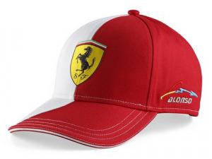 Ferrari Baseball sapka, ferrari fernando alonso duo