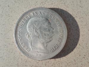HAMIS Ferenc József 5 korona