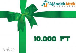 Ajándékutalvány - 10.000 Ft