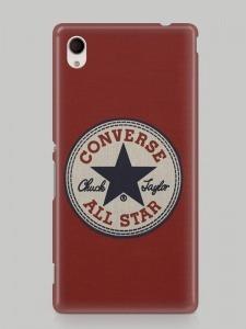 Converse mintás Sony Xperia Z5 Compact tok hátlap