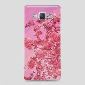 virágos Samsung Galaxy S7 tok