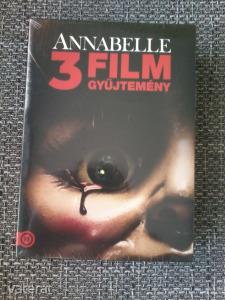 Annabelle 3 filmes DVD Gyűjtemény